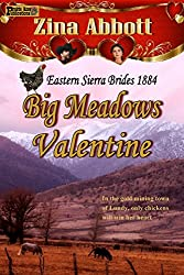 Big Meadows Valentine (Eastern Sierra Brides 1884)