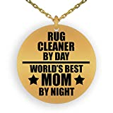 Pendant Necklace for Rug Clean