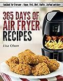 Bargain eBook - 365 Days of Air Fryer Recipes