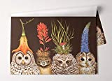 Baby Owls Paper Placemat 30 Sheets Vicki Sawyer American Made