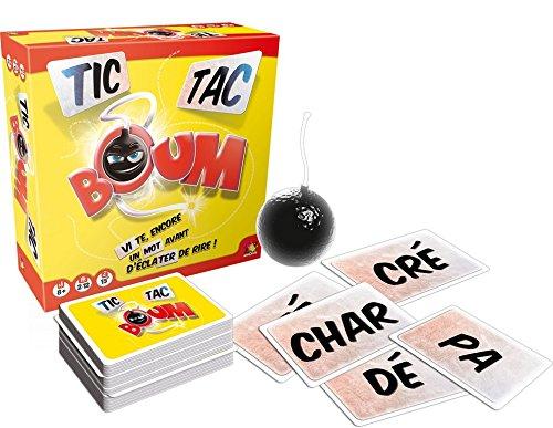 jeu tic tac boum - jeux de sociétés enfants