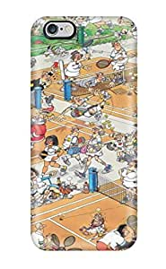 High-quality Durability Case For Iphone 6 Plus(mad Comics Anime Comics)