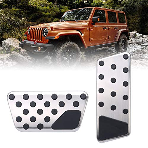 gas and brake pedal covers - 5