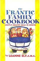 Frantic Family Cookbook Paperback