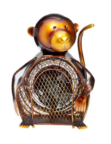 Deco Breeze Figurine Fan Monkey 14 Inch Tall By 12 Inch