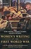 img - for Women's Writing on the First World War book / textbook / text book