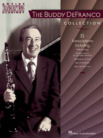 Read Online The Buddy DeFranco Collection pdf