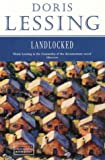 Front cover for the book Landlocked by Doris Lessing