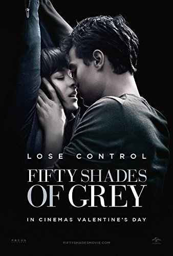 Fifty Shades Of Grey Movie Poster 11