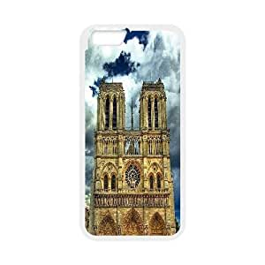 Kweet Notre Dame ~ Paris, France. so Beautiful so Grateful to Have Seen this is Person IPhone 6 Cases, {White}