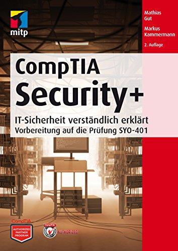 Amazon.com: CompTIA Security+ - IT-Sicherheit verständlich erklärt ...