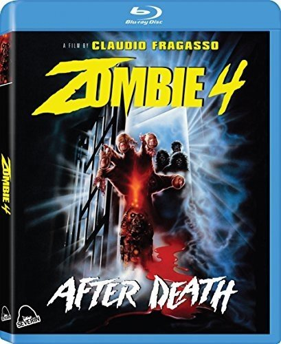 Blu-ray : Zombie 4: After Death (With CD, 2 Pack)