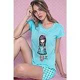 Gorjuss Pijama Mujer Verano Pretty As A Picture