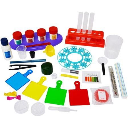 (Elenco Super Chem 120 Kit)