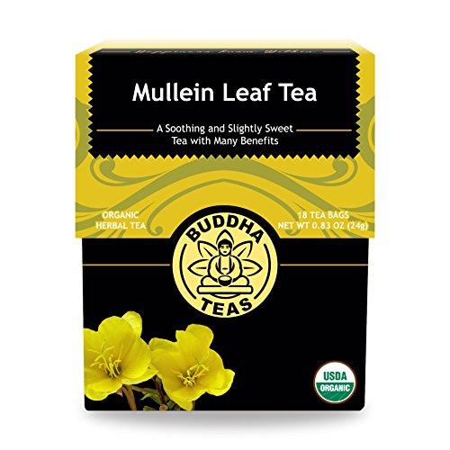 Organic Mullein Leaf…