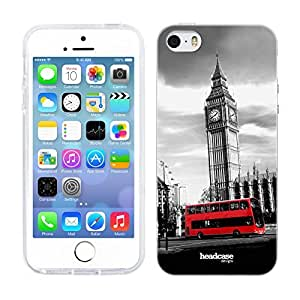 DIY Case Designs Big Ben Clock Tower London Best of Places Soft Gel Back Case Cover for Apple iPhone 5 5s by ruishername