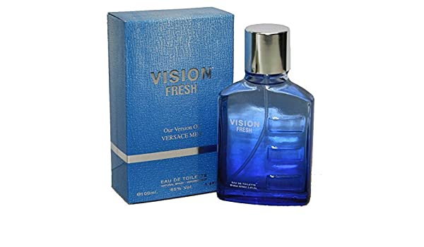 Amazon.com: Vision Fresh Eau Fraiche Men Perfume 3.4 oz Eau de Toilette (Imitation): Beauty