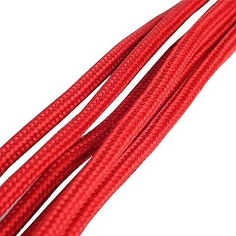 SilverStone SST-PP07-IDE6W 25cm cavo estensione sleevato 6pin a PCI-E 6pin bianco