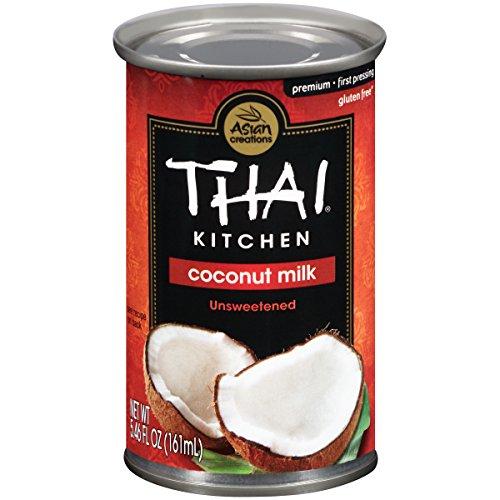 Thai Kitchen Coconut Milk, 5.46 fl oz (Case of 24)