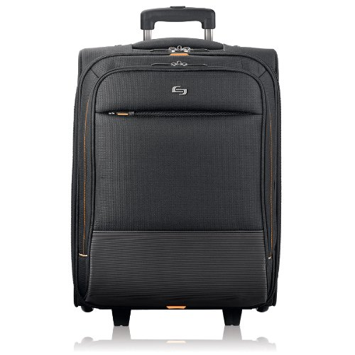 Solo Urban 15.6 Inch Rolling Overnighter Case with 15.6