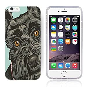 Hu Xiao Animal Art Illustration Pattern HD Durable Hard Plastic case cover oBsR3jSnx61 for iphone 6 Plus