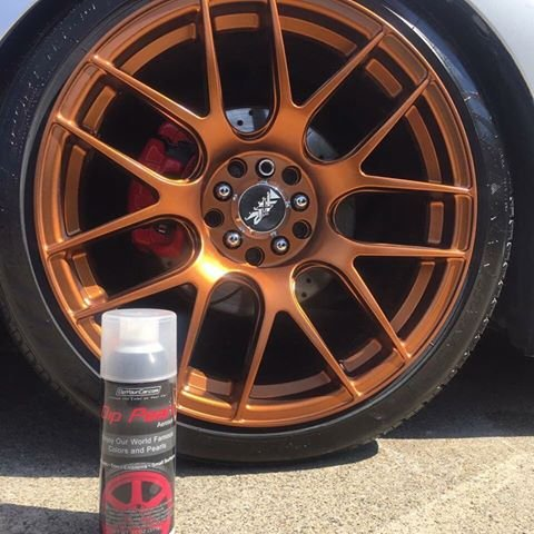 Performance Corvettes Dip Your Car DYC Burnt Copper Ready to Spray Aerosol Plasti Dip Cans Set of (3) by Performance Corvettes (Image #1)