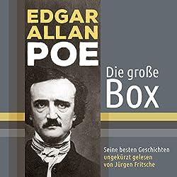 Edgar Allan Poe - Die große Box