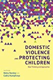 img - for Domestic Violence and Protecting Children: New Thinking and Approaches book / textbook / text book