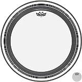 "Remo Bass, POWERSTROKE PRO®, Clear, 20"" Diameter"
