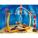 Playmobil Circus Tightrope Artists