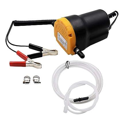 FutuHome - Bomba de aceite eléctrica con motor de succión y ...