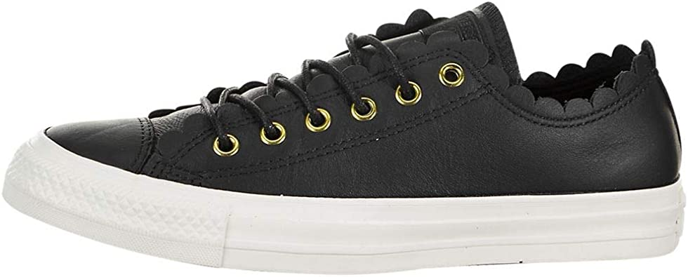 Star Ox Womens Sneakers Black