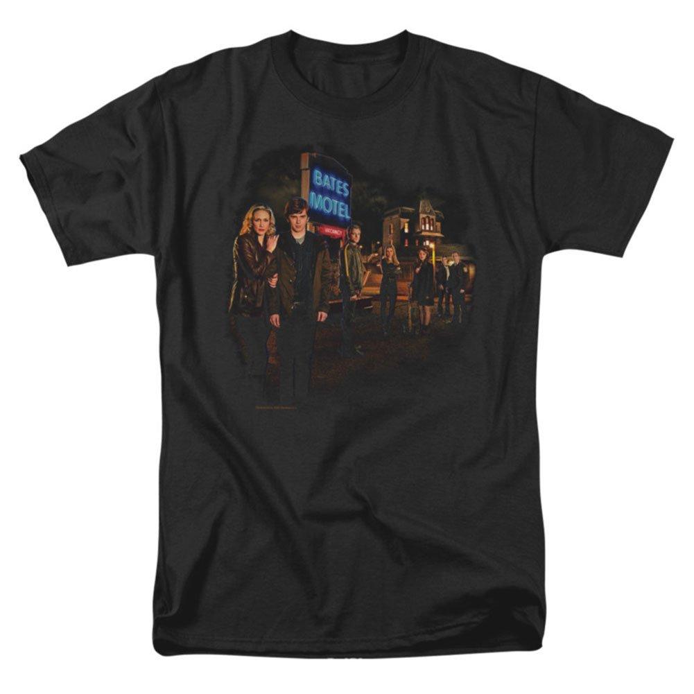 Cast Black Shirts
