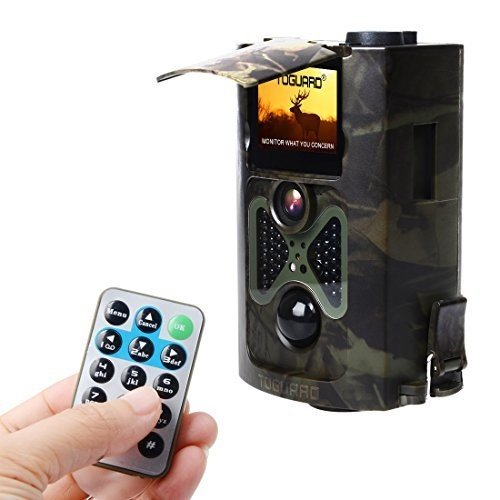 Toguard H50 Game and Wildlife Trail Hunting Camera 12MP 1080