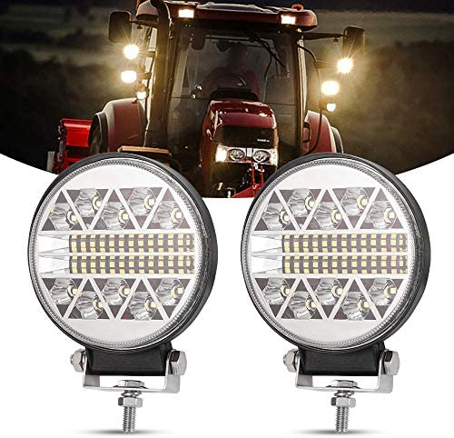"""2/"""" Inch 10W Spot CREE LED Light Offroad Round Work Lamp for Truck 4WD ATV 4X4"""