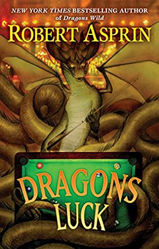 book cover of Dragons Luck