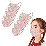 10Pack Adults Kids Face Protection for