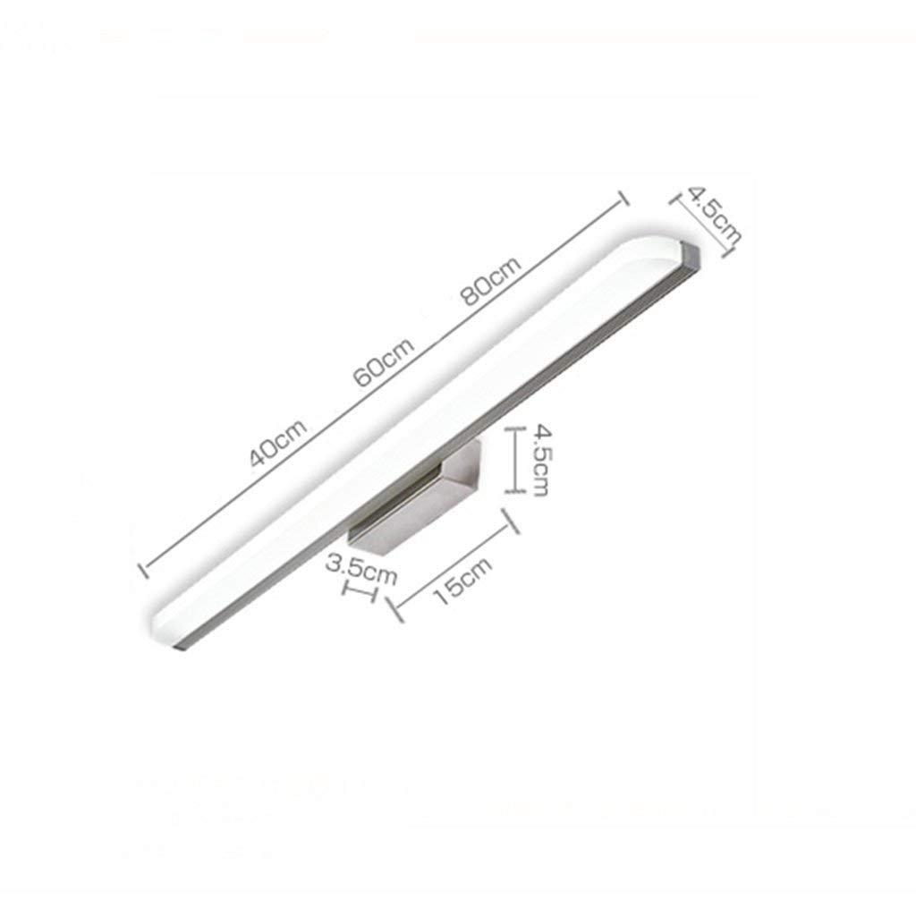 Wall light Führte Spiegel-Kabinett-spezielle Lampen, geführtes Badezimmer-Spiegel-Kabinett-Licht, weißes Licht 6000-6500K, warmes Licht 3000-3500K, Wasserdichte Wand-Licht