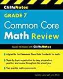 CliffsNotes Grade 7 Common Core Math Review (Cliffnotes)