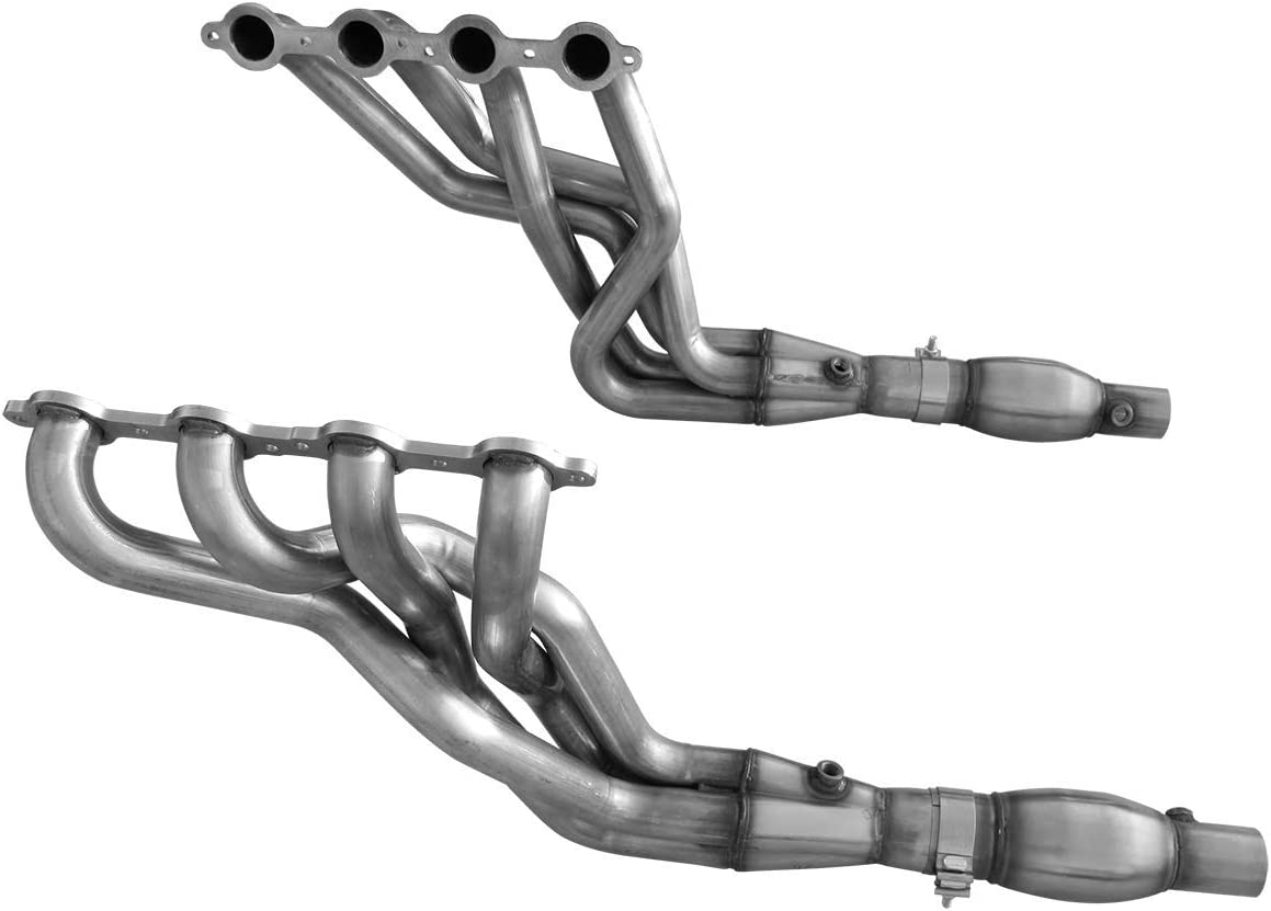 American Racing Headers ARH 2010-2015 for Chevrolet Camaro V8 1-7//8in x 3in Short System w//Cats