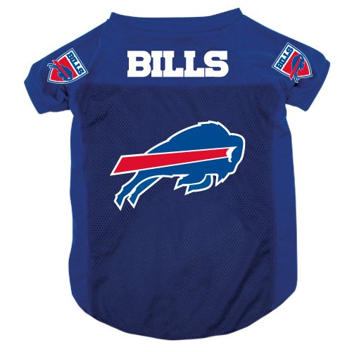 Buffalo Bills Pet Dog Football Jersey Alternate XL