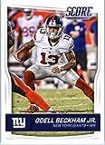 Odell Beckham Jr. (5) Assorted Football Cards