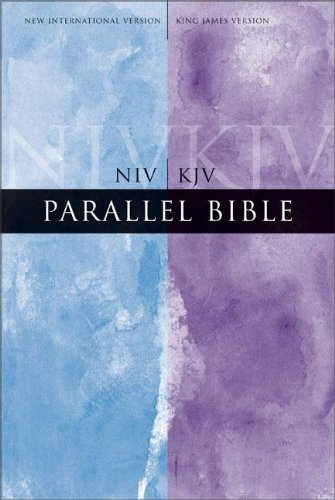 NIV/KJV Parallel Bible, Large Print pdf
