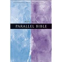 Niv Kjv Parallel Bible  Large Print