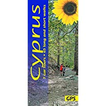 Cyprus: 7 car tours, 55 long and short walks