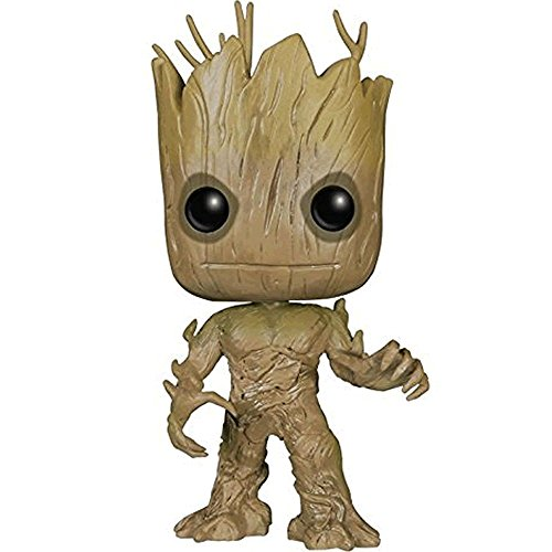 Generic POP Marvel Guardians of The Galaxy Groot Vinyl Bobble Head Figure (Guardians Of The Galaxy Decorations)
