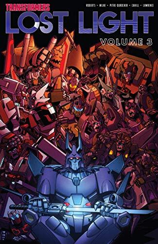 - Transformers: Lost Light Vol. 3