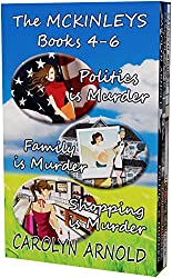 The McKinleys Books 4-6 (McKinley Mysteries Boxed Book 2)