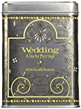 Wedding Tea, 20 Sachets in Vintage Tin, by Harney & Sons