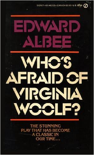 Who's Afraid of Virginia Woolf? (Signet)